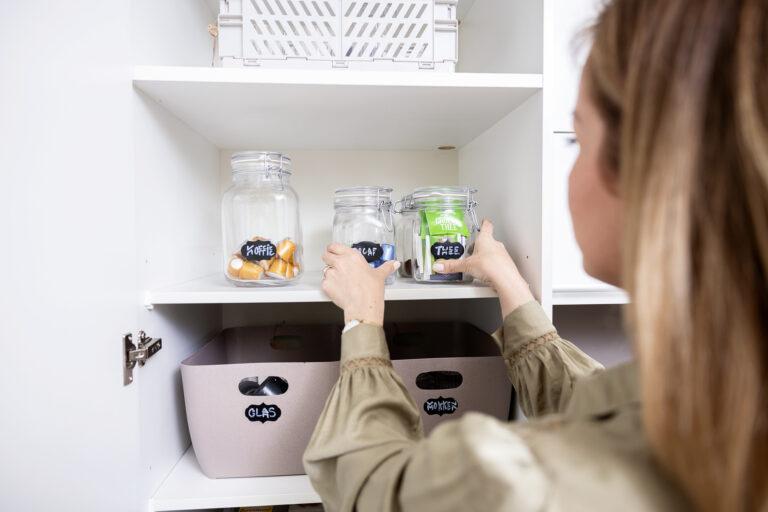 Organiseer je huis